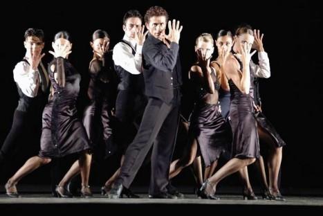Da tango a bolero