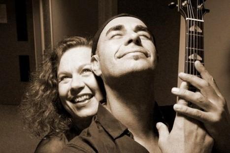 Sarah-Jane Morris & Antonio Forcone