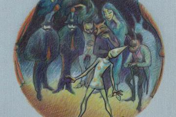 Pinocchio da Collodi
