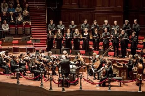 """Amsterdam Baroque Orchestra & Choir, Ton Koopman – """"Concerti a Teatro"""" Fondazione Carispezia"""