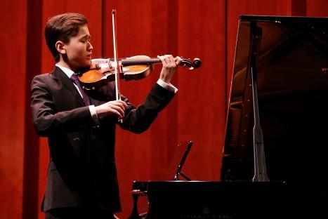 """Daniel Lozakovich, Alexander Romanovsky – """"Concerti a Teatro"""" Fondazione Carispezia"""