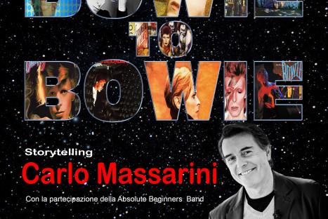 BOWIE to BOWIE –  1969-1983: 15 anni di un Genio/Mutante/Starman