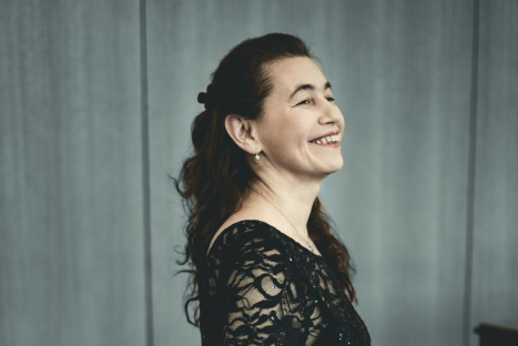 """Lilya Zilberstein – """"Concerti a Teatro"""" Fondazione Carispezia"""